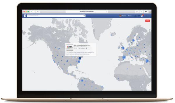 FacebookLiveMap