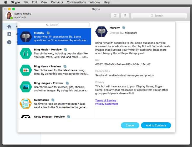 SkypeBotsMac