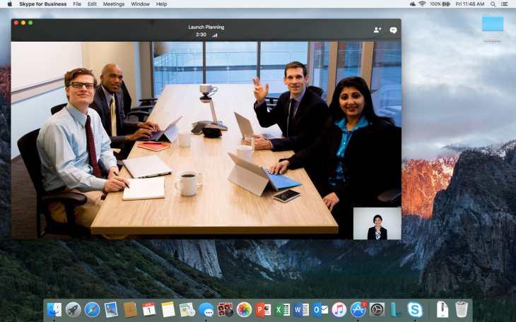 SkypeParaNegocios-Mac