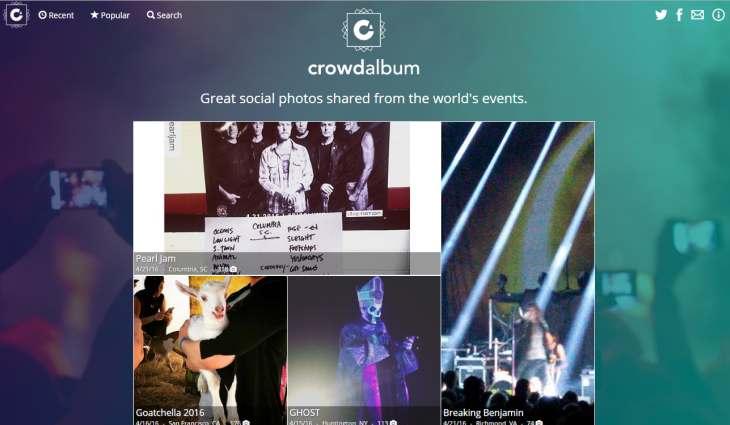 crowdalbum
