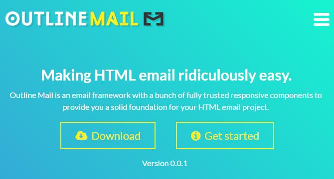 Framework Para Proyectos De Email En HTML