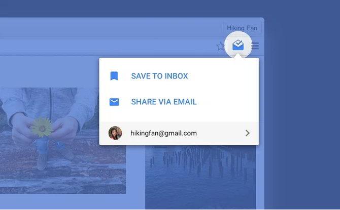 guardar enlaces inbox gmail