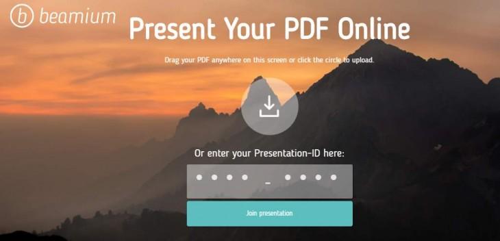 presentaciones PDF