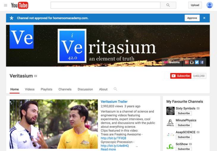 youtube schools