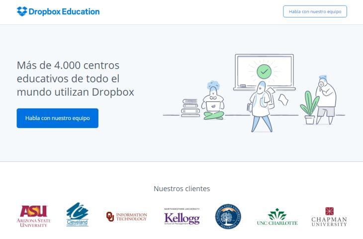 DropboxEducation