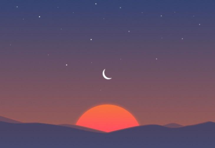 Imagen de despedida de Sunrise Calendar