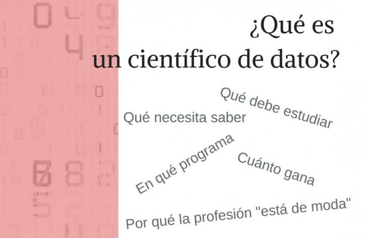 científico de datos