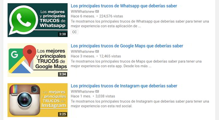 titulos videos youtube