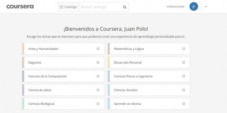 Cómo seguir gratis los cursos de Coursera