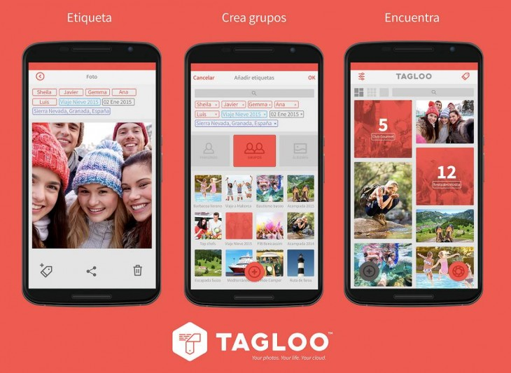 "All Andro Phones: Tagloo comes to Android, the ""Facebook ..."