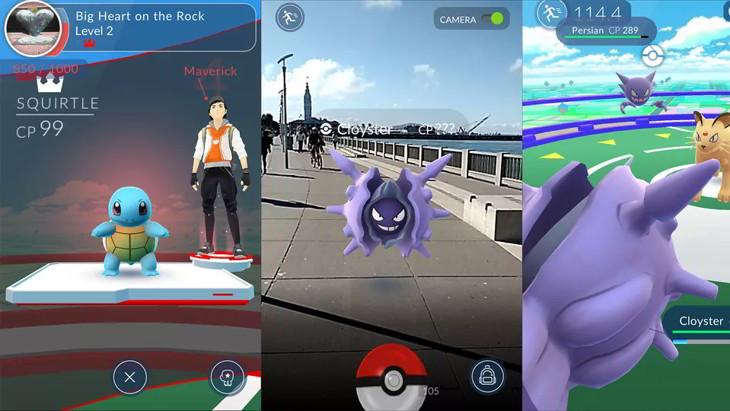 pokemon go realidad aumentada