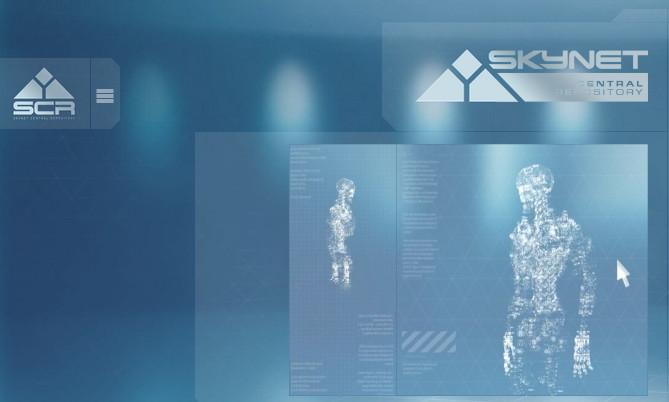 skynet AI