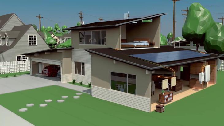 solarcity tesla