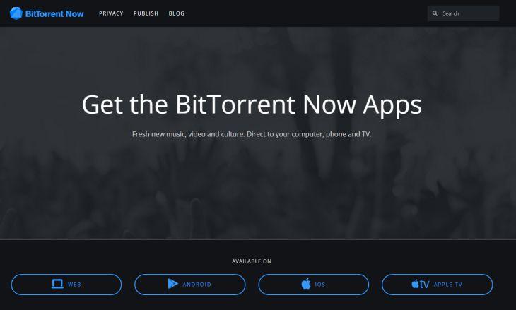BitTorrentNowApps