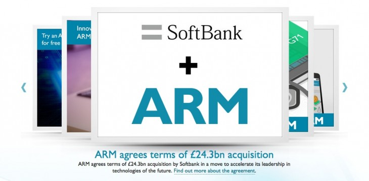 Softbank - ARM