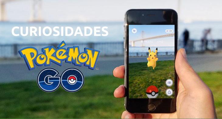 curiosidades pokemon go