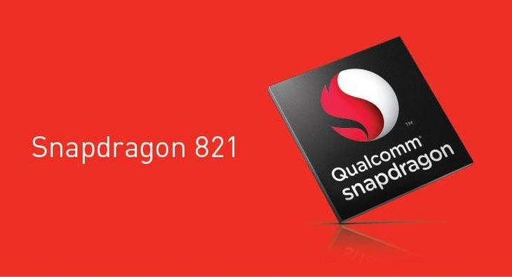 Qualcomm anuncia chipset Snapdragon 821 con aumento de 10% en rendimiento