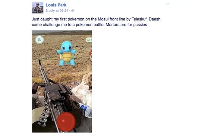 soldado facebook