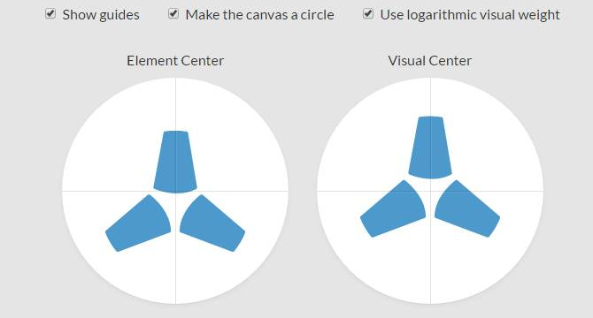 Visual-center: Herramienta Para Hallar El Centro Visual