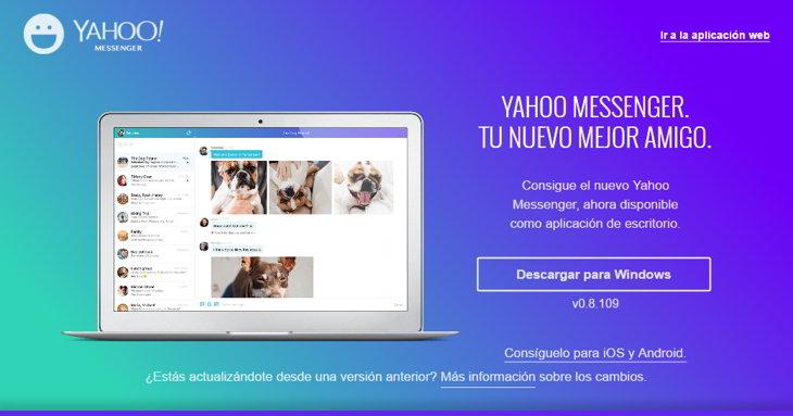 yahoo messenger windows mac