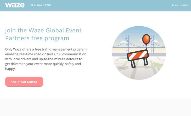 WazeEventPartnerProgram