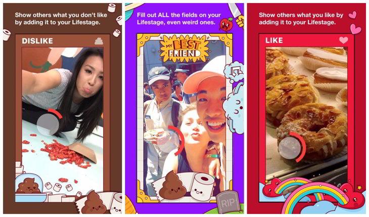 Conoce Lifestage, la nueva app de Facebook para adolescentes
