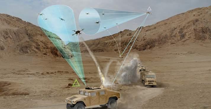 Imagen: DARPA