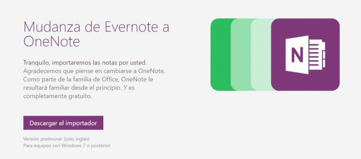 evernote a onenote