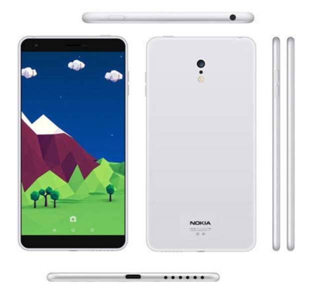 Supuesto Nokia™ con android que publicaron en cnmo.com