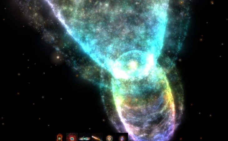 nebulosas