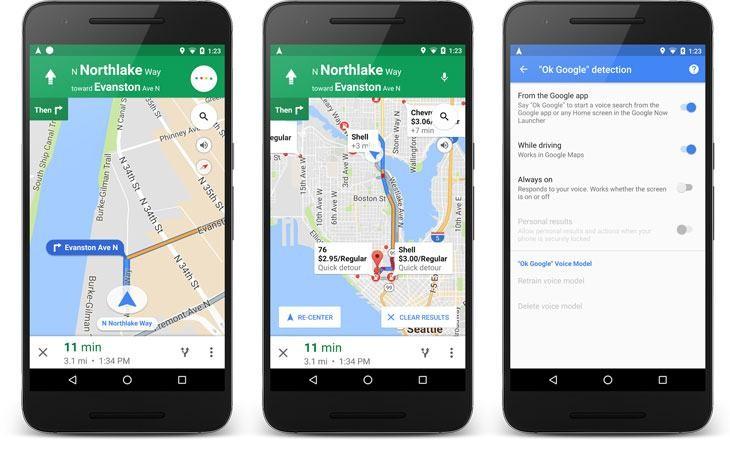 PERÚ: Google Maps permitirá ver contactos y eventos del calendario