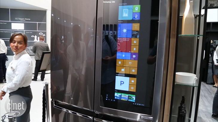 refrigerador inteligente lg