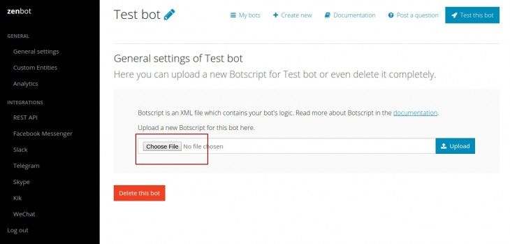 settingbot