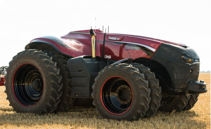 tractor inteligente autonomo