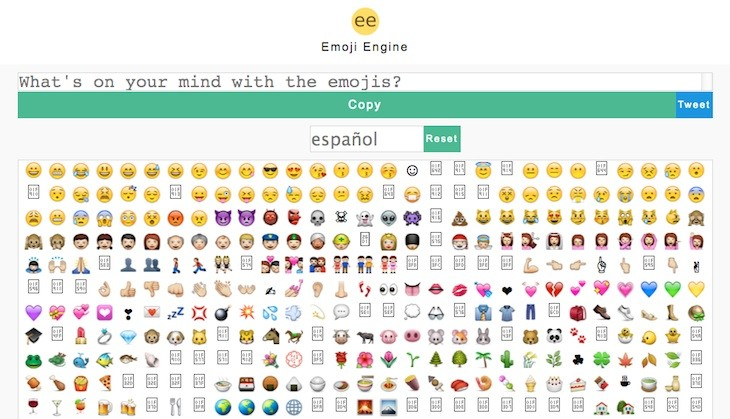 emoji-engine