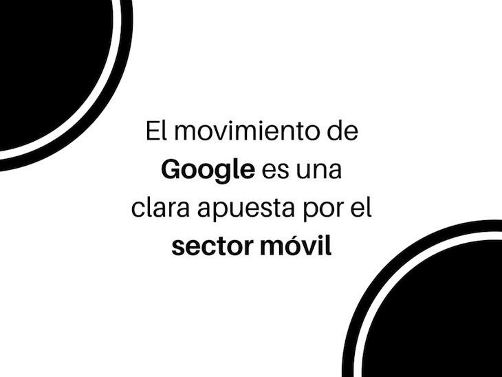 Google mostrará diferentes resultados de búsqueda en smartphones y ordenadores
