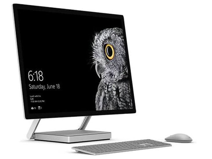 Microsoft presenta Surface Book i7 y Surface Studio