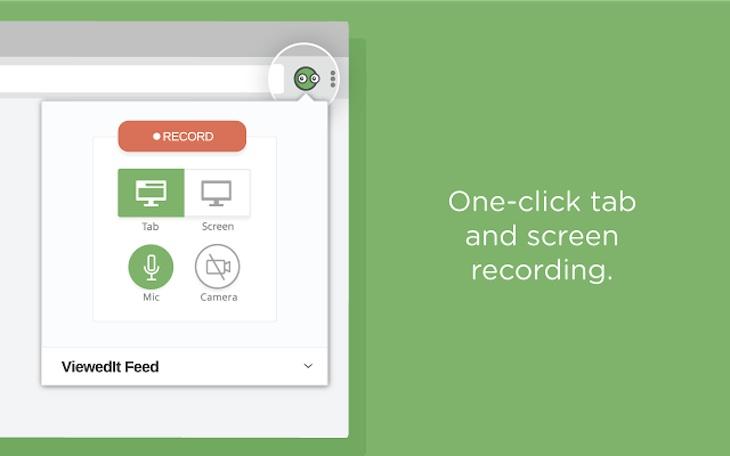 ViewedIt, herramienta para grabar y compartir pantalla de forma sencilla