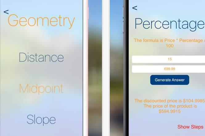 6284 Calc, una app creada por un adolescente para ayudar con las matemáticas