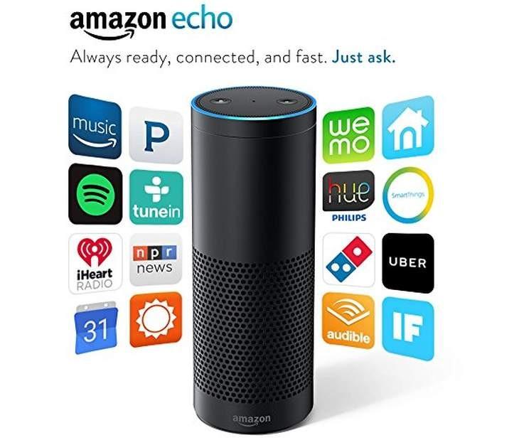 Imagen: Amazon™ Echo