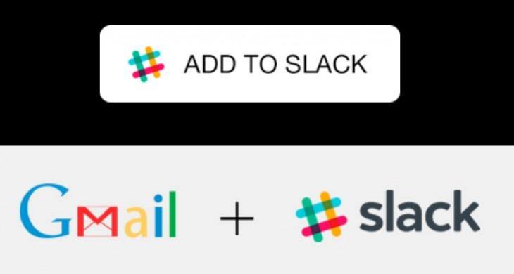gmail y slack