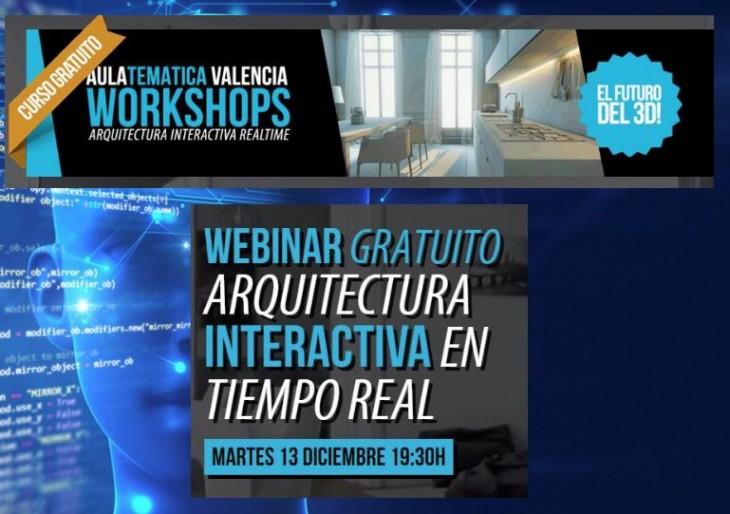 Arquitectura Virtual Interactiva RT