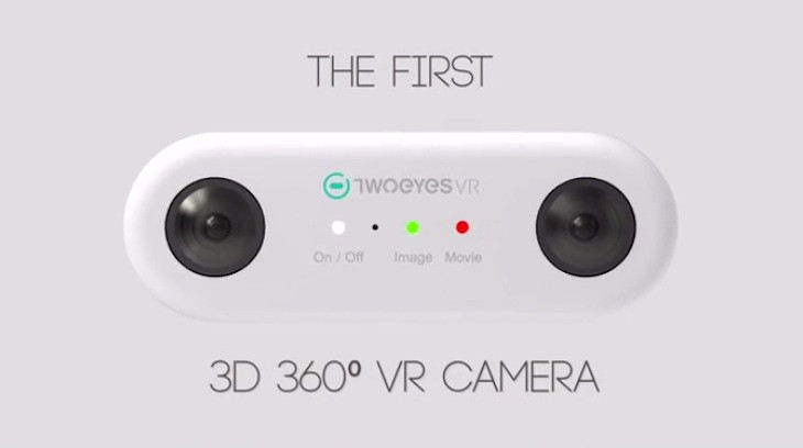 TwoEyes VR