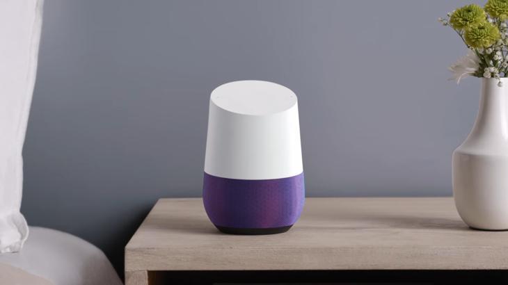 Imagen: Google Home (captura desde vídeo promocional)