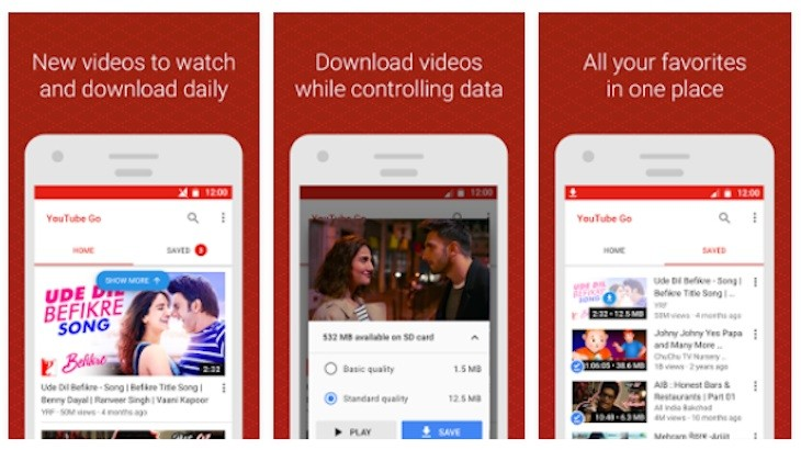 Entérate cómo descargar videos y verlos sin conexión a internet — YouTube