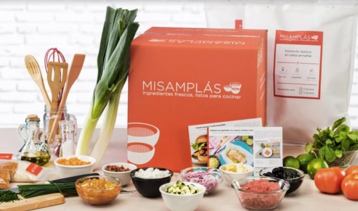 misampl s para recibir en casa ingredientes cortados y