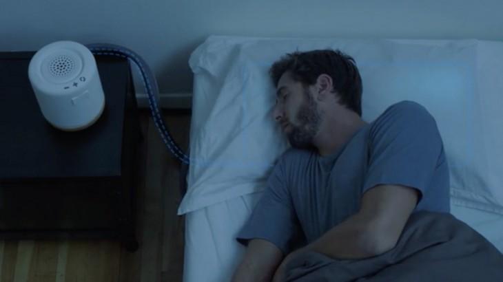 Moona, para controlar la temperatura de la almohada y mejorar el sueño