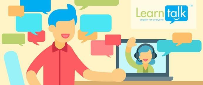 Learntalk.org, excelente opción online para conseguir hablar inglés con fluidez
