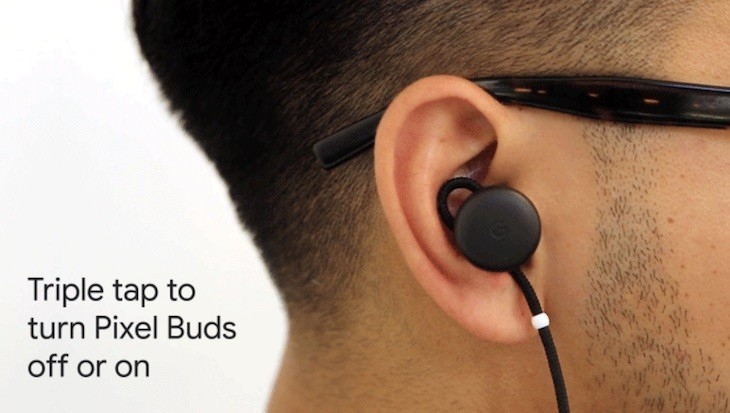 Google añade nuevos gestos táctiles a los Pixel Buds, sus auriculares inalámbricos