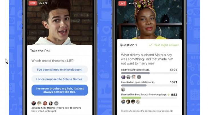 facebook suma funciones interactivas videos vivo